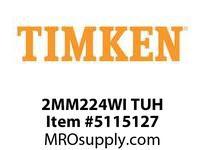 TIMKEN 2MM224WI TUH Ball P4S Super Precision