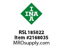 INA RSL185022 Cylindrical roller bearing