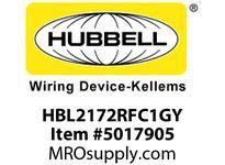 HBL_WDK HBL2172RFC1GY RF CTRL HGR SPLT CIRC 15A 5-15R GY