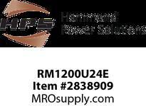 HPS RM1200U24E IREC 1200A 0.024MH 60HZ EN Reactors