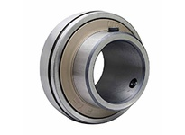 FYH UC21031P6S7 1-15/16 ND SS CHROME PLATED INSERT W/O GREASE