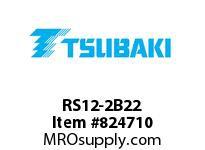 US Tsubaki RS12-2B22 12-2B22 20MM SB DBL HT