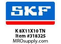 SKF-Bearing K 8X11X10 TN