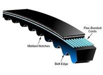 Gates 9412-0475 3VX475 Super HC Molded Notch Belts