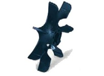 BALDOR 37FN3000A02SP EXFN PLASTIC 8.50 OD 1.380 ID