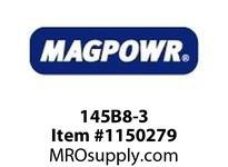 MagPowr 145B8-3 High Coefficient Pad with Thermocouple