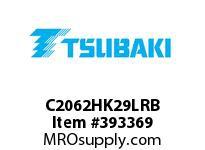 US Tsubaki C2062HK29LRB C2062H RIV 9L/K-2