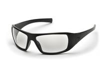 Pyramex SB5610D Black Frame/Clear Lens