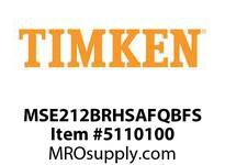 TIMKEN MSE212BRHSAFQBFS Split CRB Housed Unit Assembly