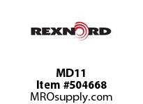MD11 DUPLEX HSG & SEAL KIT 6801064