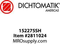 Dichtomatic 152275SH DESIGN SPECIAL SHAFT SEALS