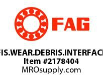FAG FIS.WEAR.DEBRIS.INTERFACE FIS product-misc