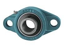 AMI UCFL314-44 2-3/4 HEAVY SET SCREW 2-BOLT FLANGE IRON HSG SET-SCREW LOCK