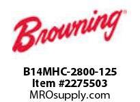 Browning B14MHC-2800-125
