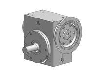 HubCity 0270-06608 SSW264 40/1 A WR 56C SS Worm Gear Drive