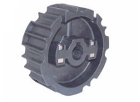 SYSTEMPLAST 121102N 820-23R35M-RS TWO PIECE MOLDED SPROCKETS