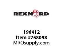 REXNORD 196412 R1033*301 CH ST P/P STAZ - NKL AYD