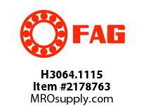 FAG H3064.1115 ADAPTER/WITHDRAWAL SLEEVES