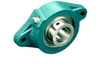 Dodge 131074 F2B-SXR-203 BORE DIAMETER: 2 3/16 INCH HOUSING: 2-BOLT FLANGE LOCKING: ECCENTRIC COLLAR