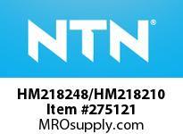 NTN HM218248/HM218210 MEDIUM SIZE TAPERED ROLLER BRG