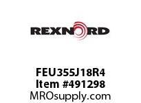FEU355J18R4 FLANG BLK FE-U355J/18R/4 5801167