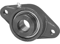 IPTCI Bearing NANFL211-34 BORE DIAMETER: 2 1/8 INCH HOUSING: 2 BOLT FLANGE LOCKING: ECCENTRIC COLLAR