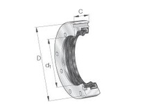 INA DRS45105 Seal carrier assembly