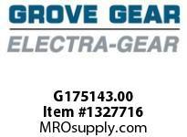 Grove-Gear G175143.00 KITFOOT 713/714 (K411.9.024LM)