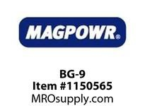 MagPowr BG-9 9-in. Replacement Brake Guard