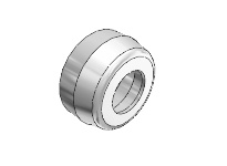 HUBCITY 1540101016 CPCCX3/4 CLEAN-CP MOUNTED BEARING ACCESSORY