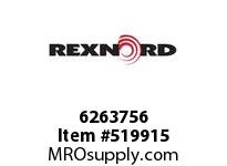 REXNORD 6263756 401-212-2 821-29T SPKT 1 IN BORE