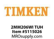 TIMKEN 2MM206WI TUH Ball P4S Super Precision