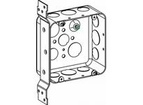 Orbit D5SDB-50/75-FB 5S DRAWN BOX 2-1/8^ DEEP 50/75 KO + FB