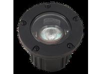 Orbit FG5410-BK PREMIUM POLY ADJ. MR16 WELL LIGHT CLEAR -BK