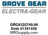 Grove-Gear GRG8325740.00 GRG-WB832-5-R