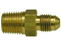 MRO 28702 7/16-20 X 1/4 M JIC X MIP ADPT
