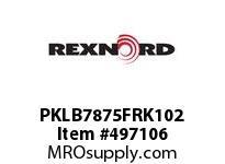 PKLB7875FRK102 HOUSING PK-LB7875FRK1-0 5843991