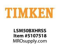 TIMKEN LSM50BXHRSS Split CRB Housed Unit Assembly