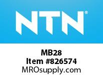 NTN MB28 Locking washer for sleeve