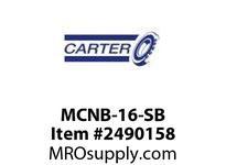 Carter MCNB-16-SB 16 mm OD NEEDLE CF SEALED HEX