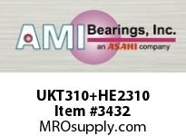 AMI UKT310+HE2310 1-3/4 HEAVY WIDE ADAPTER TAKE-UP
