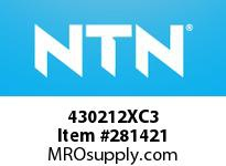NTN 430212XC3 MEDIUM SIZE TRB 101.6<D<203.2