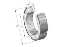 INA ZM40 Precision locknut