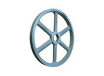 Maska Pulley 8B80 QD BUSHED FOR BELT TYPE: A/B GROVES: 8 A PITCH DIAMETER: 7.6