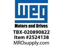 WEG TBX-020890822 TERMINAL BOX PARTS