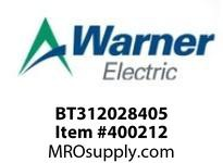 Warner Electric BT312028405 HUB W/KEYWAY 1 3/8^ ERD300