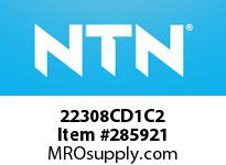 NTN 22308CD1C2 SPHERICAL ROLLER BRG