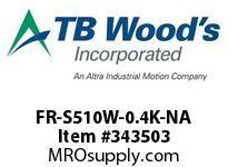 TBWOODS FR-S510W-0.4K-NA INVERTER SUB-MICRO 0.5HP 110V