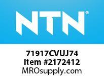 NTN 71917CVUJ74 Ball Brg