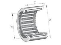 INA SCE129P Drawn cup needle bearing